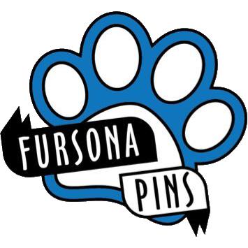 Fursona Pins